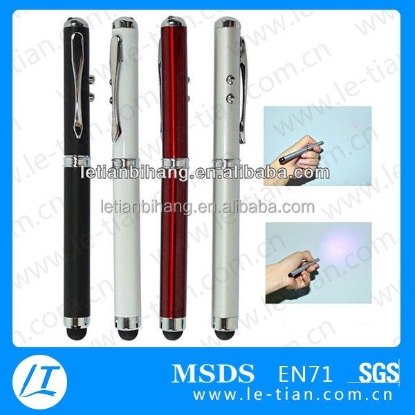 LT-Y906 ballpoint pen with laser pointer with usb flash drive