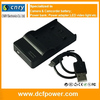 Wholesale Promotion Price DB-L90 Battery USB Charger For PENTAX Compatible DBL90 Battery Charger High Quality