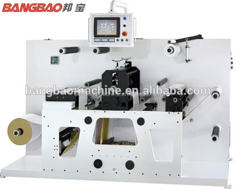 TXY-320G 2015 new product rotary logo die cutter machine factory for sale