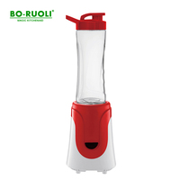 Home Appliance Plastic Bottle Blender With