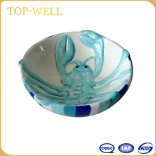 Multi-function Ceramic Ocean Animal Shape Candy Bowl Kids Bowl Made in China