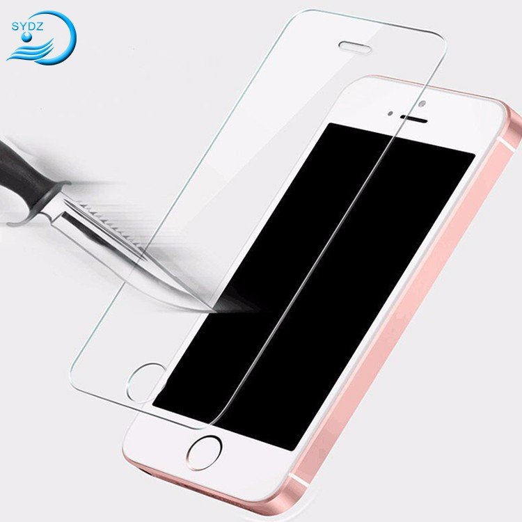 Hd Clear Nano 9H 2.5D Screen Guard Protector For Iphone 5