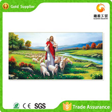 Short Time Factory Diy Kit Rhinestone Embroidery Painting Jesus Canvas Painting