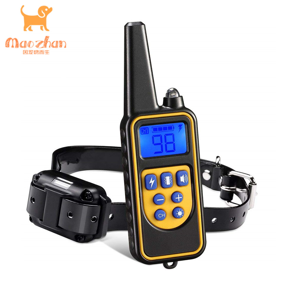 Competitive price! Nantong Medical pet dog obedience trainer collar with remote accessories <strong>innovative</strong> product