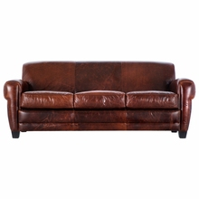 King Size Brown Corner Superb Leather Sofa