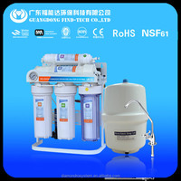 Healthy drinking water life 6 stages reverse osmosis water filter purifier machine for irag