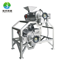 Automatic pulp juice making equipments/ fruit pulper machine