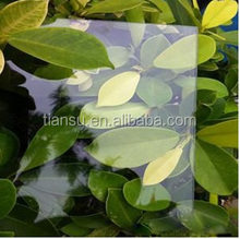 Transparent PC solid sheet/engineering plastic sheet/roofing sheet