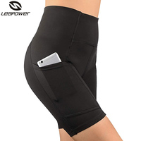 OEM&ODM hot sale Gym Wear compression Running short Women Sexy Bodybuilding plain tight Shorts customized color design