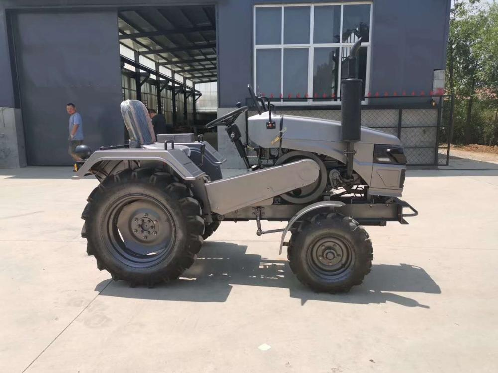 24hp 4wd farm tractor agricultural machinery small tractor