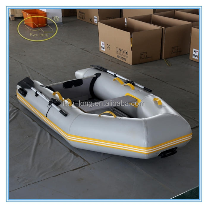 Hot sale small china inflatable boat for sale with for Inflatable fishing boats for sale