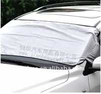 Auto car front windshield Tyvek sunshade