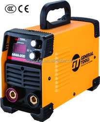 High Quality IGBT Inverter 200A Welding Machine with digital display