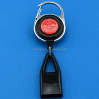 Yoyo Retractable Badge Reel With Lighter