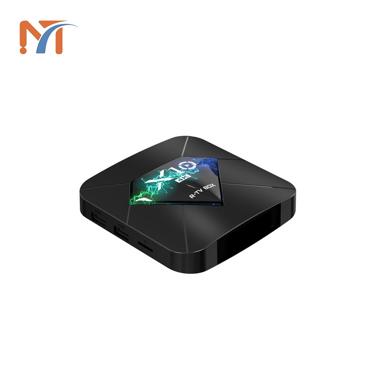 Factory Directly <strong>X10</strong> S905W 2/16GB 4K HD Android TV Box with IPTV M3U Reseller Panel