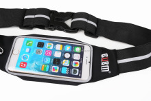 Running Outdoors Sport fanny pack,mobile phone Waist pack,iPone 6 Waist Bag