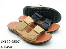 New develop sample pu injection men slipper