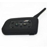 Universal Newest Wireless Bluetooth Intercom 1200m Motorcycle Helmet 6 Riders Interphone
