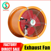 "10"" Industrial Explosion Proof Exhaust Axial Fan"