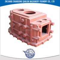 Highly Welcome New custom design HCD595 HT250 heavy-truck transmissions water glass casting