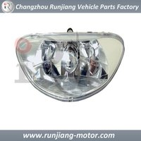 Motorcycle Scooter Headlight Head Lamp Assy For Yamaha YA100 AXIS100