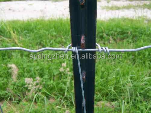 Stock Fence Post