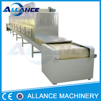 Advanced microwave chilli drying machines / microwave dryer for fruits