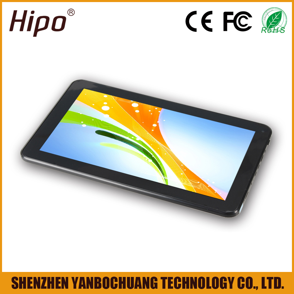 Supplier cheapest price Quad core 10 inch android tablet with 1GRAM 8G ROM
