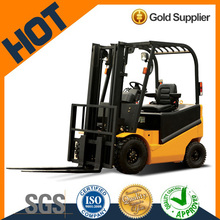 China Lonking 4ton all terrain forklift with best fuel filter LG40D(T)