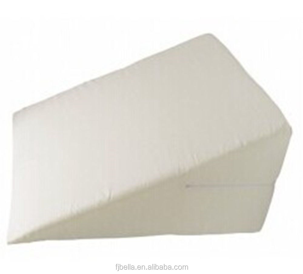 removable cover foam bed wedge pillow mattress wedge for body and legs buy foam wedgeswedge wedge pillow product on alibaba - Bed Wedge