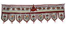 Designer Wedding Toran or Door Valances