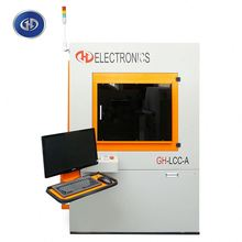 LCC1401-B co2 low cost ceramic tile double laser head laser cutting machine