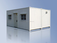 Modern modular prefabricated container office