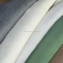 fashionable garments faux Suede Fabric