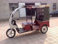 open type three wheeler motorized tricycle for cargo