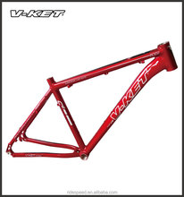 "15""/16""/17""/18"" alloy 6061 P.G material mountain bicycle frame"