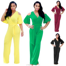 nice woman clothes 2017 trending jumpsuit formal jumpsuits