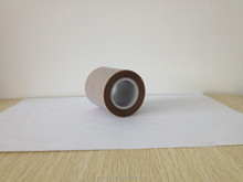 Heat resistance electrial insulation PTFE film silicone adhesive