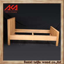 High fashion structural wood bedding bedroom furniture