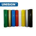 UNISIGN PVC self adhesive color vinyl sticker for cutting plotter, cutting vinyl