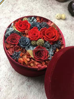 Marriage Day Gifts Preserved Flower Romantic Sweet Gift in beautifu box
