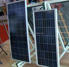 High efficiency solar panel 150W 200W 210W 250W 300W 10MW 20MW Monocrystalline solar PV module Solar Power Plant