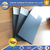 plastic corrugated sheets extruded board black foam panel