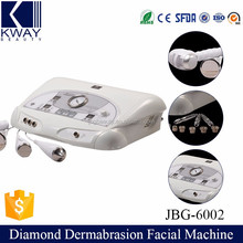 hot cold hammer 3 in 1 diamond dermabrasion skin beauty machine