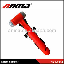 Car emergency items of emergency safety hammer car kit