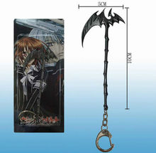 Wholesale Vampire Knight Anime hot sale New fashion design metal knife pendant Charms/Locket/Small Pendant