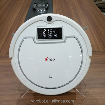 Multifunctional Robot Vacuum Cleaners Arneb with water tank, auto charge