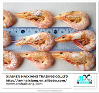 Dried whole red shrimp for sale