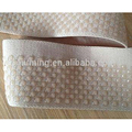 2017 whosale Supply custom silicone dots elastic bands