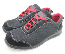 TPU sole red wing light weight safety shoes